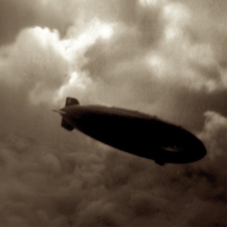 Hindenburg III 4.2inch stoklephotography