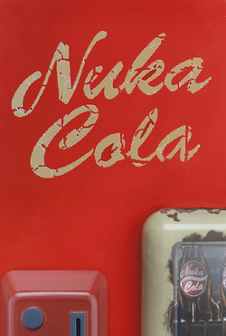 Fallout 4 Nuka Cola Mini Fridge