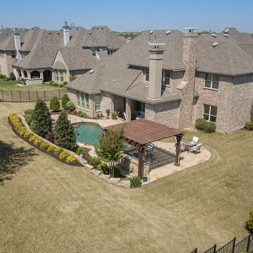 Plano Drone Images