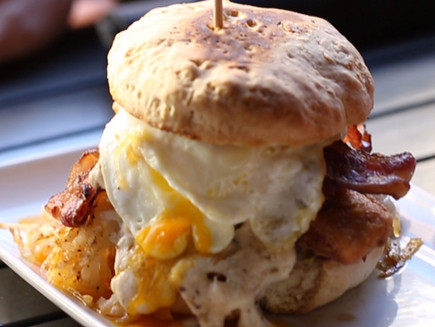 This 'Hangover Breakfast Sandwich' Is All You Need After A Night Of Too Much Drinking