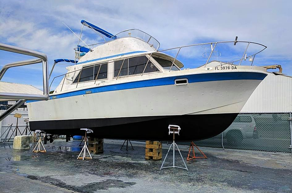 Antifouling Bottom Paint