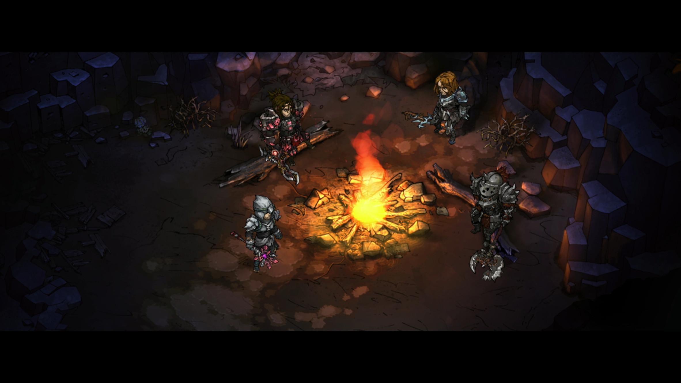 GAMES_ENG | 2D MMORPG | Seoul | JANDISOFT -
