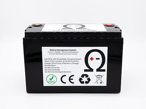 Gen 3 Group 31 Deep Cycle Advanced Lithium 12V