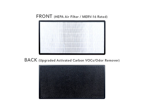HEPA Filter for Tesla Model S (April 2016 and later)