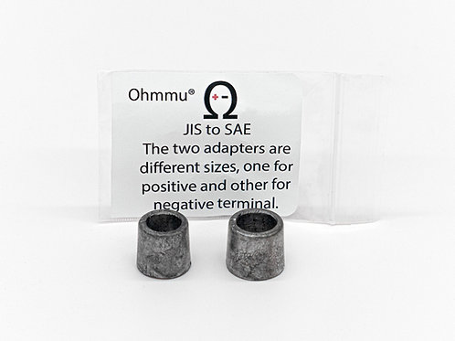 JIS to SAE Battery Terminal Post Adapters