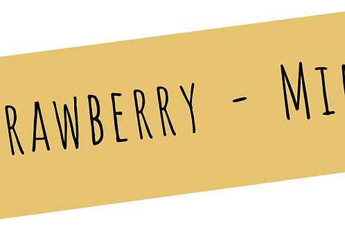 Kombucha Strawberry-Mint