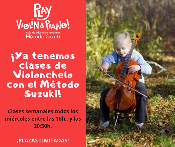 violonchelo Suzuki