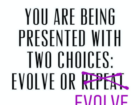 ☆ Evolve or Evolve ☆