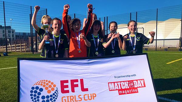 Bristol Rovers Women's FC Gas Girls EFL