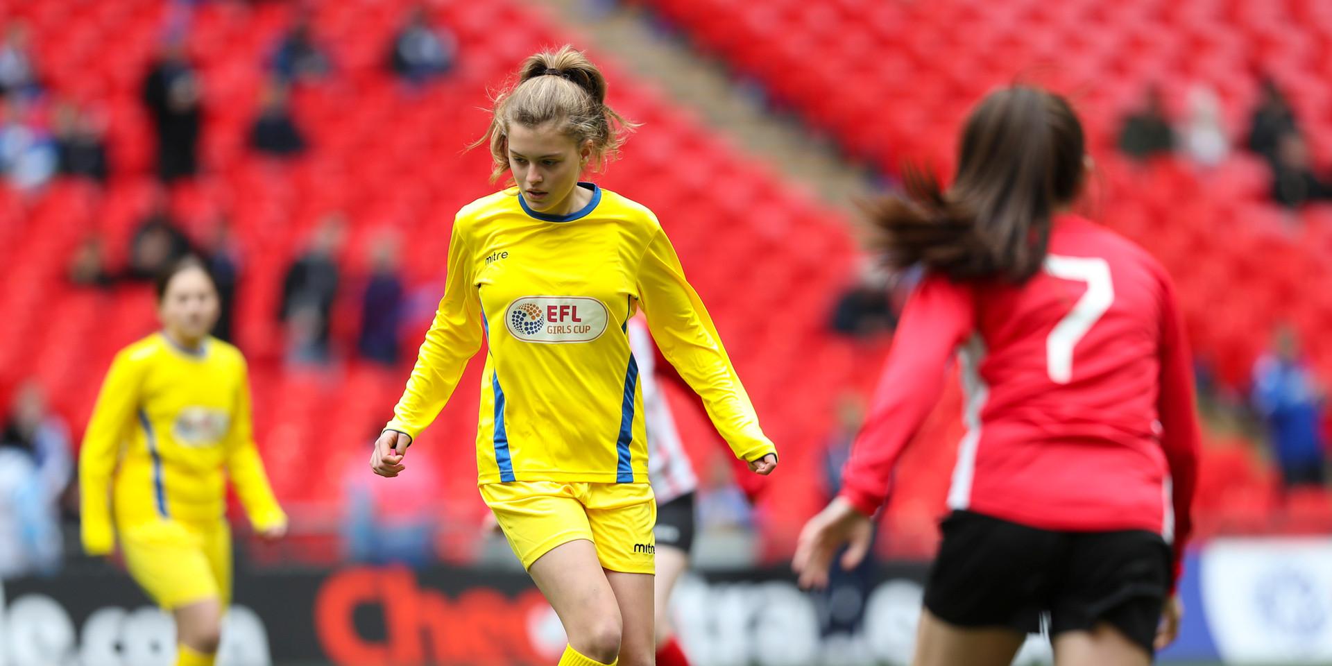 Bristol Rovers Womens Gas Girls Jess Har