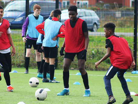 Education | Register for our next BTEC Open Football Trials