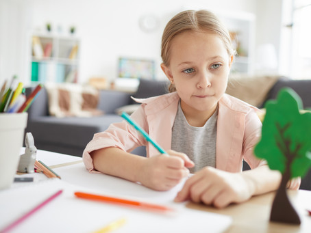 Blog: 5 Tips on how to help children during lockdown