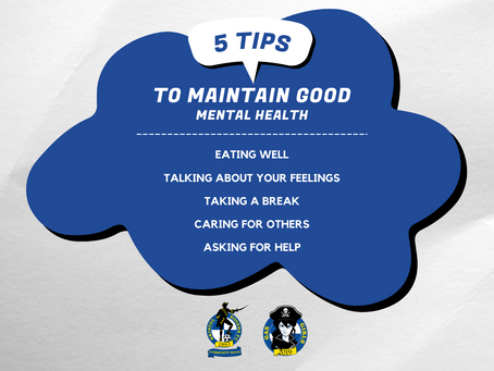 Blog   5 Tips to help maintain good mental health