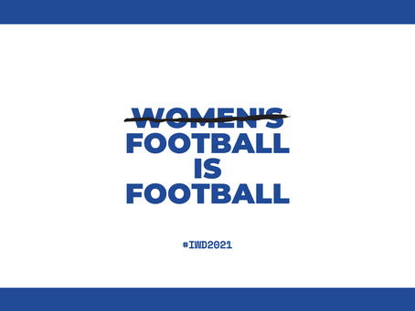 Blog | Women's Football is growing; it is inspiring generations, and it is here to stay!