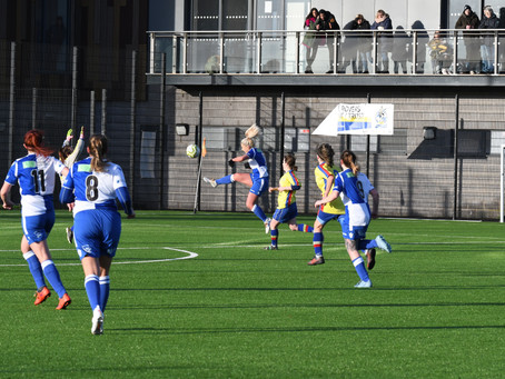 Archive | Bristol Rovers Women's 5-0 Abbeymead Rovers (12th January 2020)