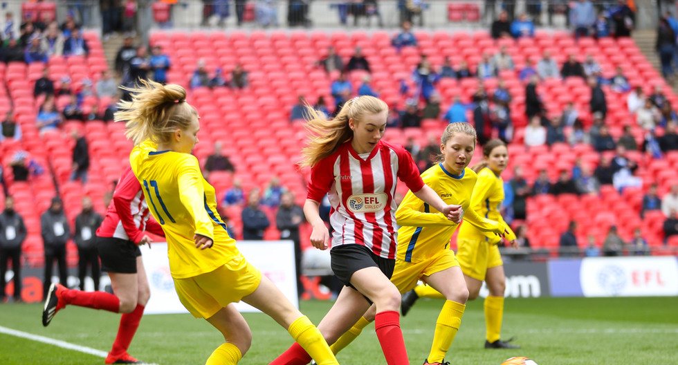 Bristol Rovers Women's Gas Girls Jennife