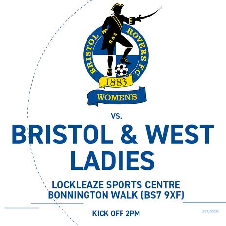 Gas Girls 6-0 Bristol & West