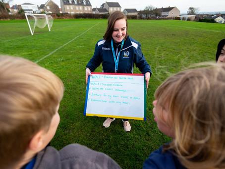 Vacancies | Primary School Sport Specialist & Fundraising Co-Ordinator