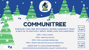 CommuniTree 2021! Buy your Christmas Tree with us this winter!