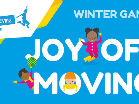 The Joy of Moving Programme launches a virtual 'Winter Games'