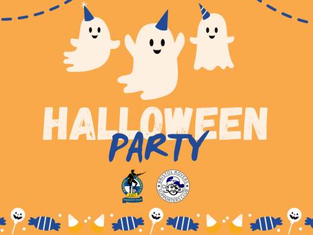 Halloween Party 2021!