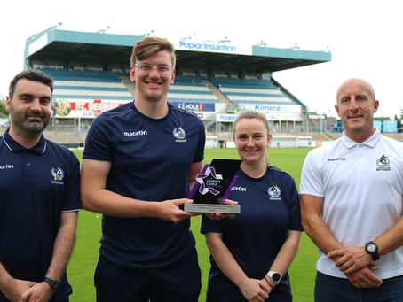 Community Trust win 'Best Community Development Initiative' at the FA Women's Football Awards