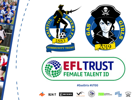 Bristol Rovers join EFL Trust Female Talent Inclusion programme