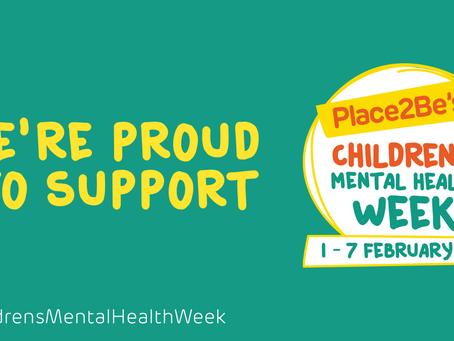 Community Trust support 'Children's Mental Health Week'