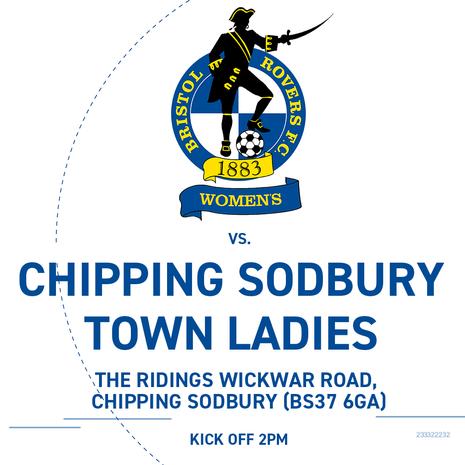 Chipping Sodbury 2-4 Gas Girls