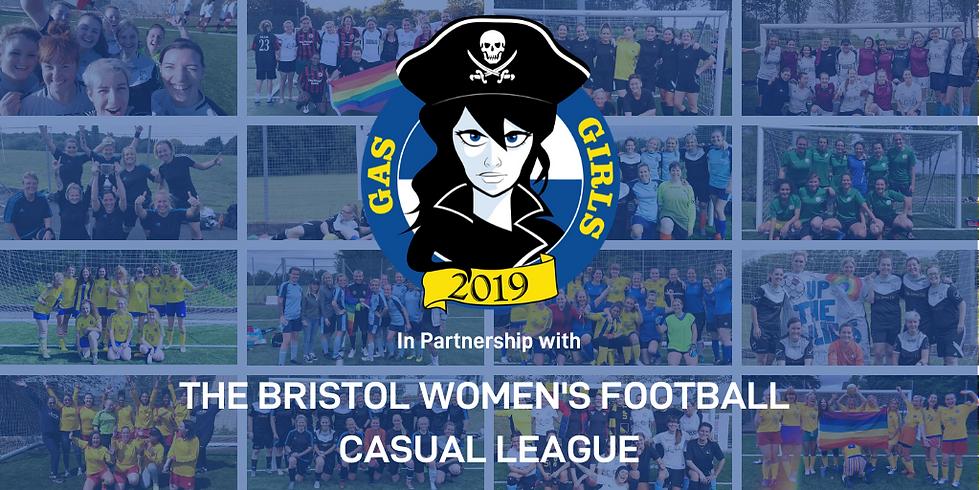 Bristol Womens Casual League Partnership