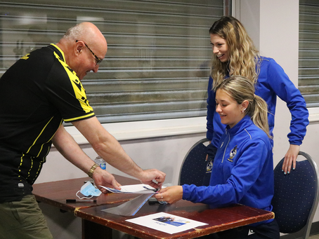 Community | Gas Girls support 'FIT PIRATES' launch