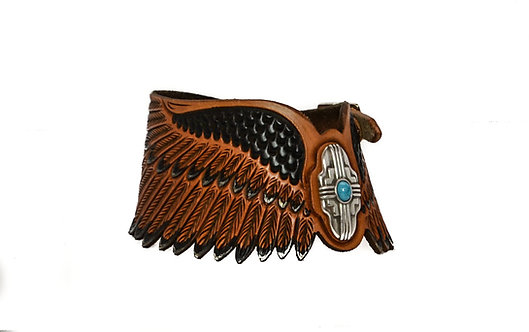 Eagle Wing Boot Belt