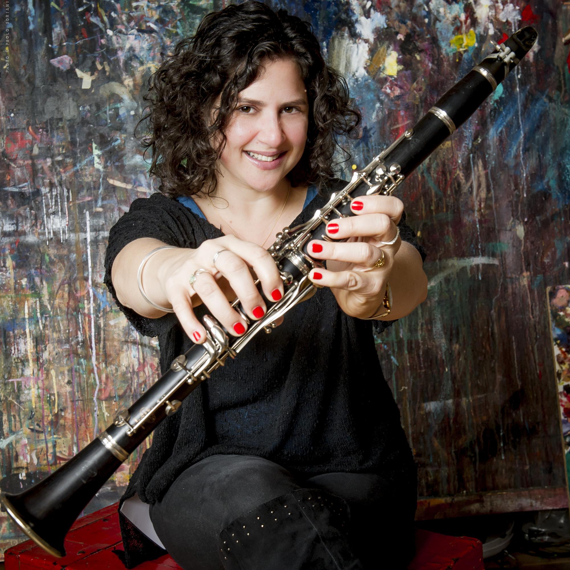 Anat Cohen - clarinet
