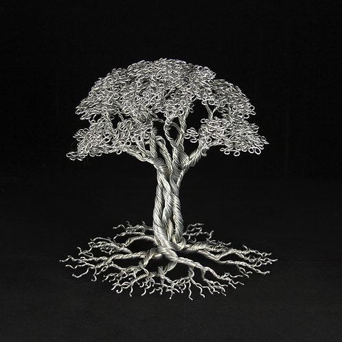 10in Family Tree | Aluminum | Tree of Life #5233
