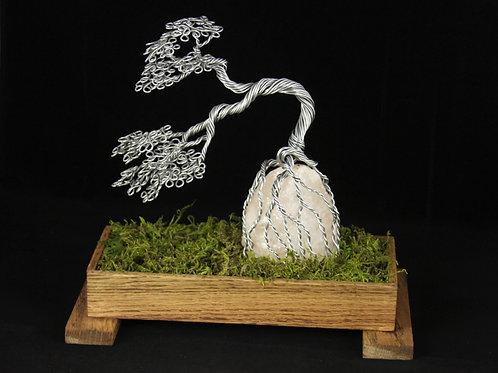 Himalayan Salt Lamp Tree of Life Bonsai #624