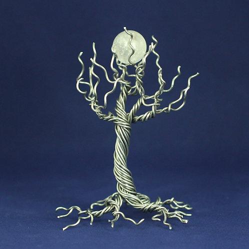 Mini Chakra Sphere Stand - Tree of Life #2146