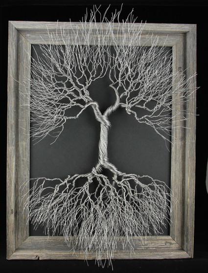 Hanging Tree Sculpture