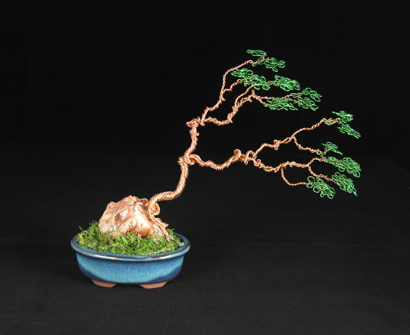 Calcite Bonsai