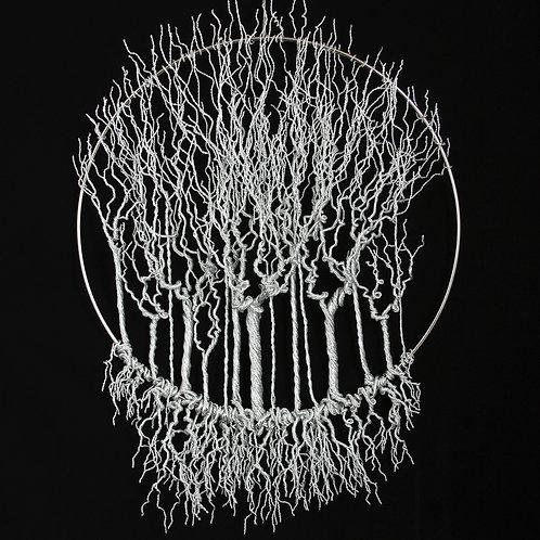 Dream Catcher | Aluminum | Tree of Life #1260