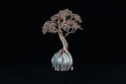 Tree of Life on Quartz #12117