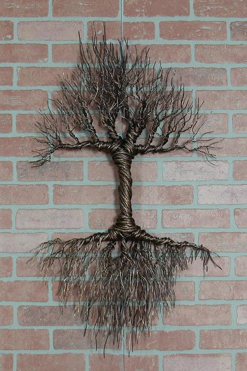 Tree of Life | XL Wall Sculpture | Copper