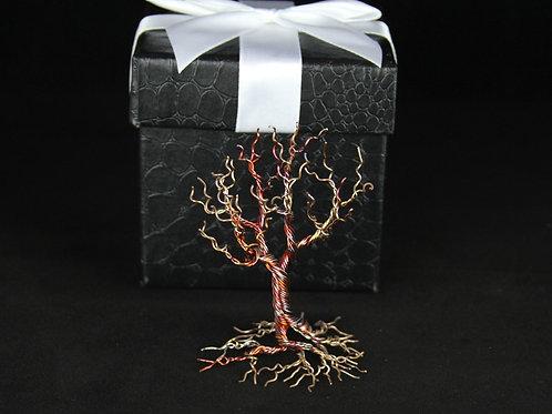 Copper Tree | Tree of Life | Art Sculpture | Gift Set #440