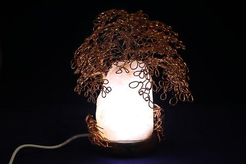 Himalayan Salt Lamp Tree of Life #1311