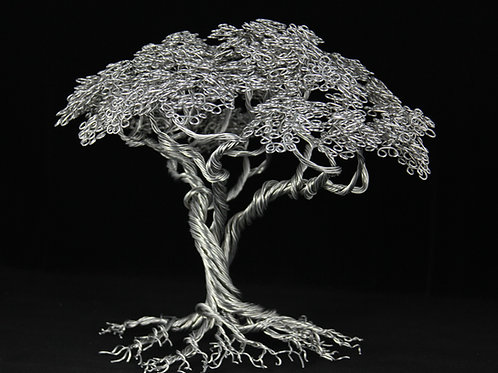 11in Family Tree | Aluminum | Tree of Life #261