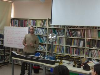 פעילות בפיזיקה-מכון דוידסון, כיתת נחשון
