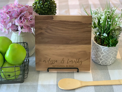 "10""x10"" Cutting Board"