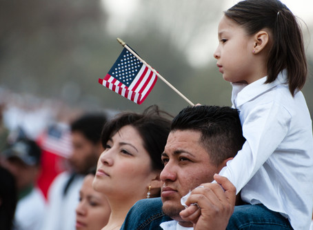 A Letter About Immigration in America