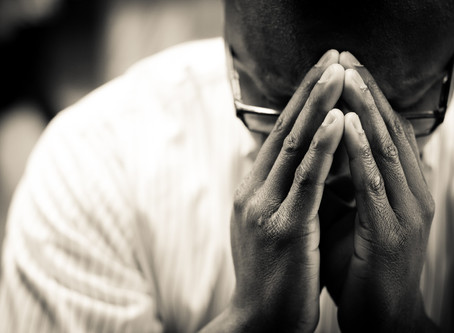 FROM WHERE WILL MY HELP COME? (A Look Behind the Curtain of a Pastor's Life)