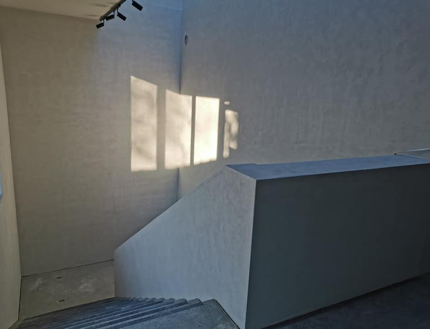 STO dekor puss i Bygdøy Holocaust Center