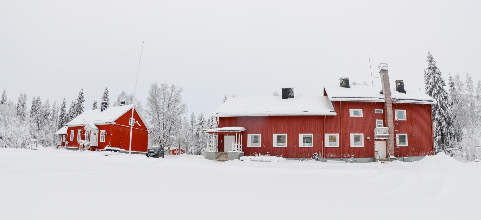 Posio Lapland Aneen Loma